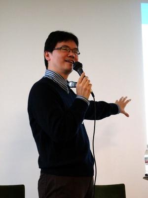 日本マイクロソフト,アカデミックエバンジェリストの渡辺弘之氏