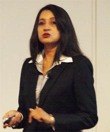 Nandini Ramani氏