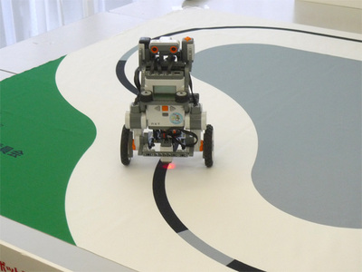 ETロボコンの走行体(LEGO Mindstorms NXT)