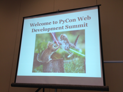 Python Web Development Summit
