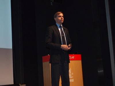 Java開発者こそがJavaの価値とする,Java ME/SE Product Management,Sr DirectorのHenrik Stahl氏