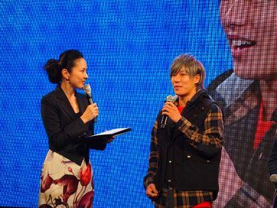 Windows 8のTV CMに登場しているパルクールパフォーマーの島田善氏