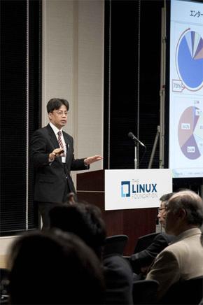 NEC 第一ITソフトウェア事業部マネージャー 菅沼 公夫氏