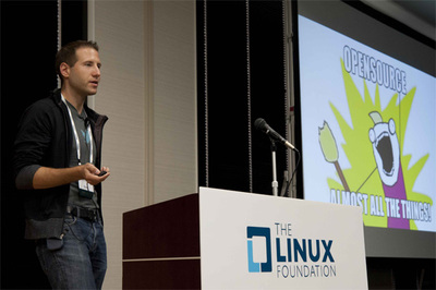 Twitterオープンソースマネージャー Chris Aniszczyk氏