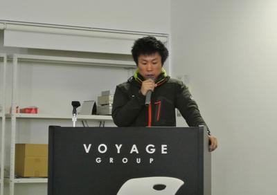 司会進行を務めた,企画者でもある株式会社ゼロスタート代表取締役社長 山崎徳之氏