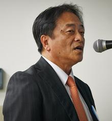 デンソー 情報通信事業部 理事 浅井敏保氏