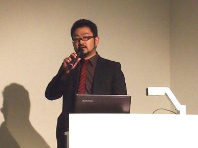 田中雅也氏