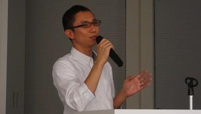 写真 html5jえんぷら部 小川充氏