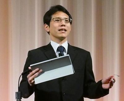 (株)ディー・エヌ・エー 坊野博典氏