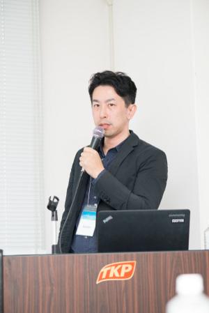 写真1 LINE株式会社広告事業部チーフプロデューサー 谷口マサト氏