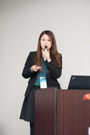 写真3 株式会社アント企画営業部 田中千晶氏