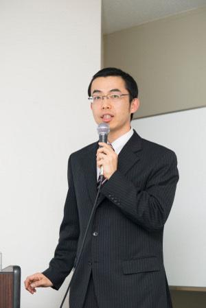 写真4 エヌ・ティ・ティ・スマートコネクト株式会社クラウドビジネス部シニアマネージャー 幸村輝昭