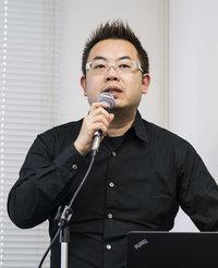 技術評論社 馮富久氏