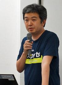 リックソフト株式会社 樋口氏