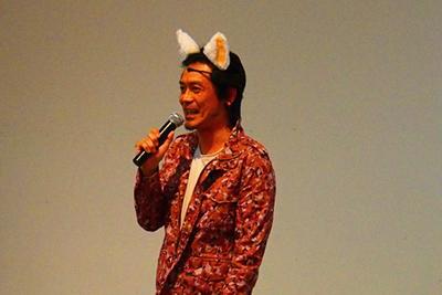 世界コスプレサミット実行委員会の代表である小栗徳丸氏