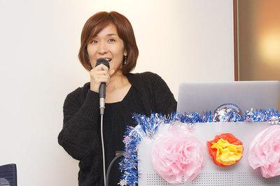 JCSUG会長の大削緑氏