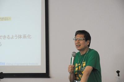 松尾谷 徹氏