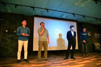 「SORACOM User Group #0」の会場となったのは渋谷の「イベント&コミュニティスペース dots.」です