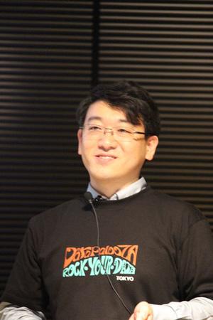 日本Hadoopユーザー会 濱野 賢一朗氏(NTTデータ)がHadoopとSparkの基本を解説