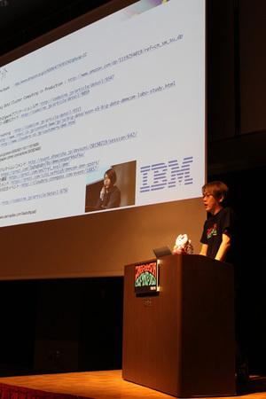 エンジニアのためのデータサイエンスを語る日本アイ・ビー・エム株式会社 アナリティクス事業部の田中 裕一氏
