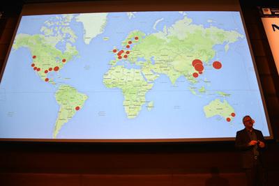 OpenStackベースのパブリッククラウドも世界中で稼働しつつある