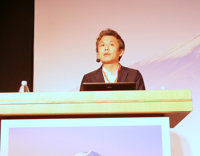 Kenji Kaneshige氏
