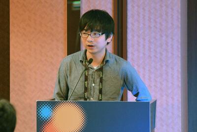 小沢健史氏