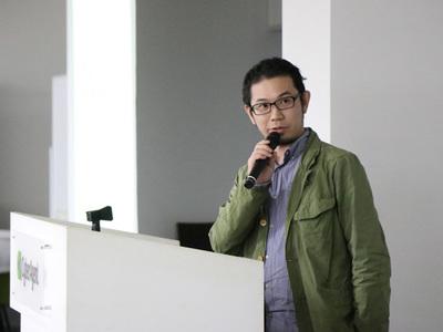 斉藤祐也(@cssradar)氏
