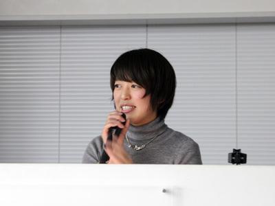 飯田有佳子(@becyn)氏