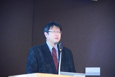国立研究開発法人 宇宙航空研究開発機構(JAXA)研究開発部門 第三研究ユニット 舟生(ふにゅう)豊朗氏