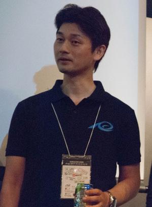アクロクエストテクノロジー(株)鈴木貴典氏