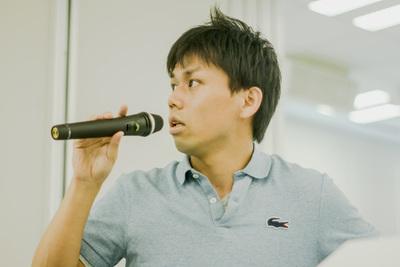 Toshiya Komoda氏