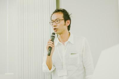 Tomotaka Asagi氏