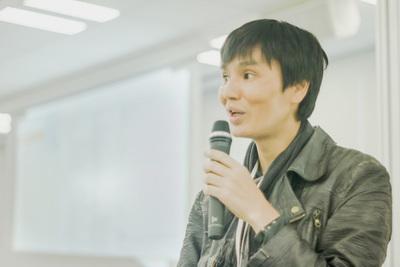 Kenichiro Ota氏