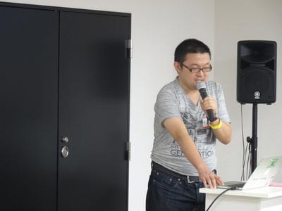 水島 宏太氏