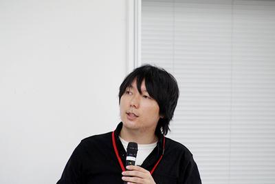 メディアディベロップメント事業本部(MDH) 片田雄樹氏
