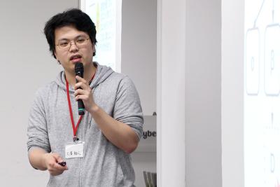 メディアディベロップメント事業本部(MDH) 大澤翔吾氏