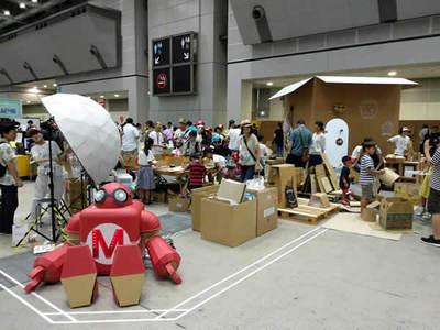 今年も盛況だったメイカーフェア東京