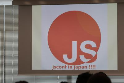 JSconf in Japan