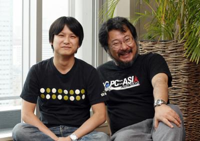 左:宮川達彦氏,右:小飼弾氏(撮影:武田康宏)
