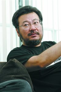 小飼弾(DANKOGAI)さん(撮影:武田康宏)