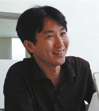 奥一穂氏(撮影:武田康宏)
