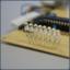 エンジニアの夏休み:蓄光テープで「省エネディスプレイ」を作る