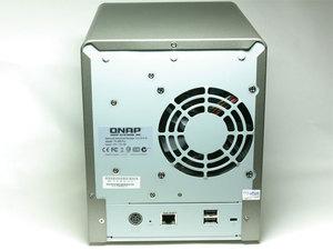 TS-409 Pro(背面)