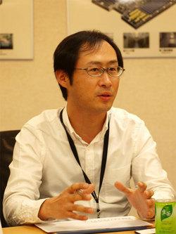 ネットフォース 取締役副社長 茨木俊弥氏