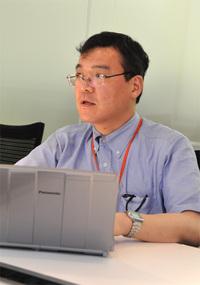 JPIX代表取締役社長 石田慶樹氏