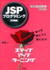 [表紙]JSPプログラミング ステップアップラーニング[応用編]