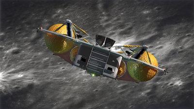 NASAはもうすぐ月にふたたび人間を送り込む