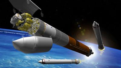 スペースシャトルに変わる打ち上げロケットがまもなく登場する