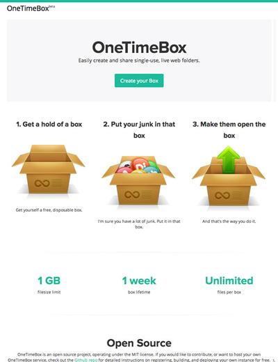 図6 シンプルなファイル共有サービス
